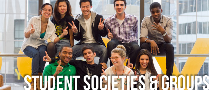 student society groups