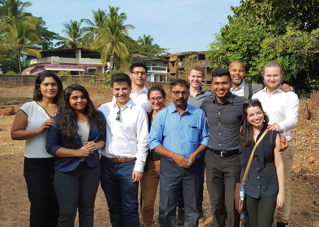 RGIC Team in Goa