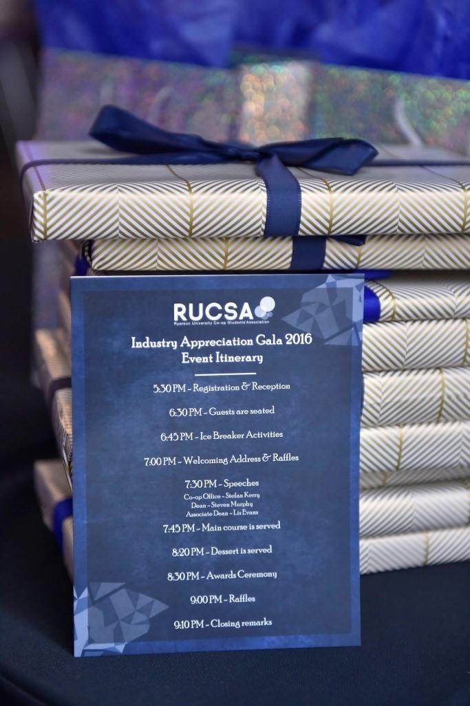 RUCSA Agenda