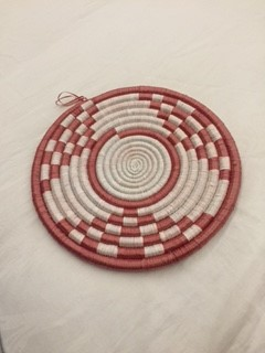 A hand woven gift