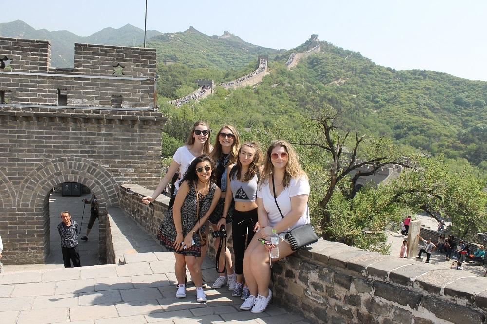 Retail at Great Wall