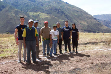 Team Sacred Valley