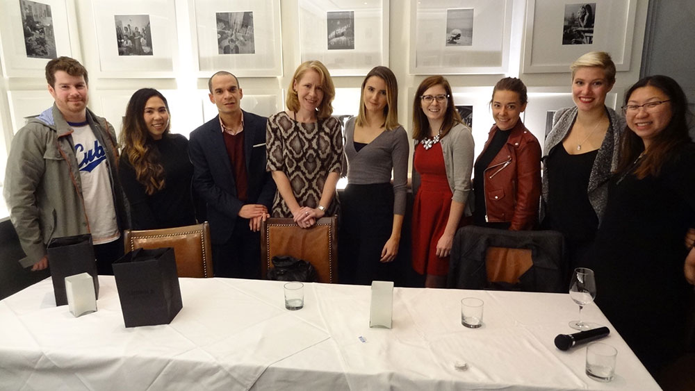 Retail Alumni Panel