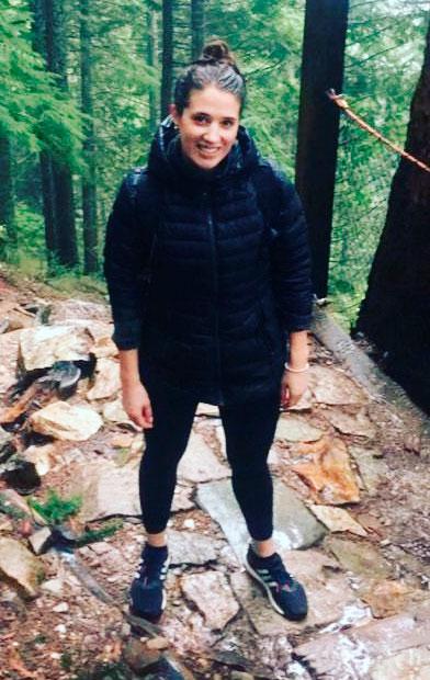 Daniell Hiking
