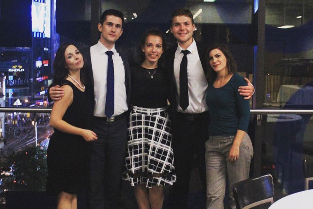 BGS Executive Team