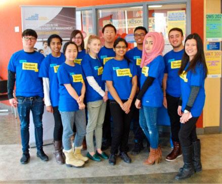 Studen Services Team
